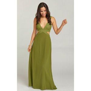 Show Me Your MuMu Kendra Maxi Dress